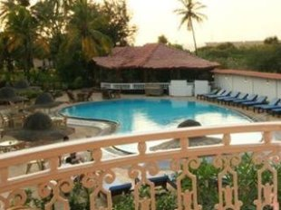 Marquis Beach Resort Goa Hotel