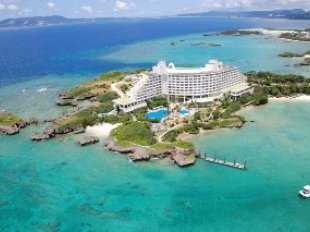 Ana Intercontinental Manza Beach Resort Okinawa Hotel
