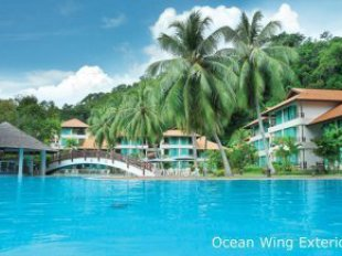 Pangkor Island Beach Resort Hotel