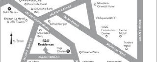 E&O Residence Kuala Lumpur Hotel in KLCC, Kuala Lumpur