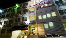 Tune Hotel Waterfront Kuching - hotel Kuching