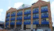 Place2Stay Business Hotel @ Waterfront - hotel Kuching