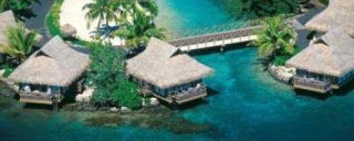 Intercontinental Moorea Resort Spa Hotel In Moorea Cheap