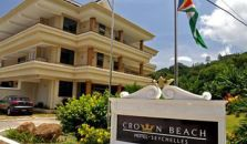 Crown Beach Hotel - hotel Seychelles