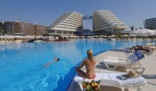 Miracle Resort - hotel Antalya City