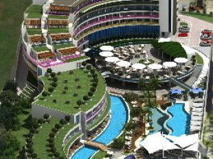 Long Beach Harmony Alanya Hotel