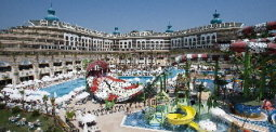 Crystal Sunset Luxury Resort Spa Hotel In Side Antalya