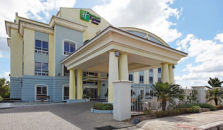 HOLIDAY INN EXPRESS TRINCITY TRINIDAD AIRPORT - hotel Port Of Spain
