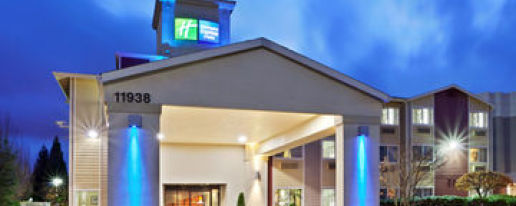 Holiday Inn Express Hotel Suites Portland Airport