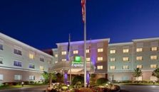 HOLIDAY INN EXPRESS ALBANY WESTERN AVE UNIVERSITY - hotel Albany