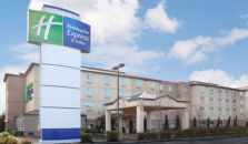 HOLIDAY INN EXPRESS HOTEL & SUITES SEATTLE (NORTHGATE MALL AREA) - hotel Seattle