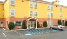 KNIGHTS INN CHATTANOOGA/AIRPORT AREA - hotel Chattanooga
