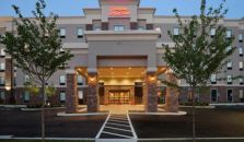 HAMPTON INN AND SUITES ROANOKE AIRPORT - hotel Roanoke