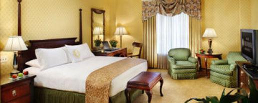 The Willard Intercontinental Hotel Review Washington Dc Travel