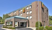 SUPER 8 RALEIGH NORTH EAST - hotel Raleigh