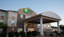 HOLIDAY INN EXPRESS HOTEL & SUITES BLOOMINGTON-NORMAL UNIV. AREA - hotel Bloomington
