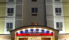 CANDLEWOOD SUITES BLOOMINGTON-NORMAL - hotel Bloomington