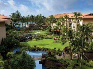Marriott S Waiohai Beach Club Hawaii Hotel