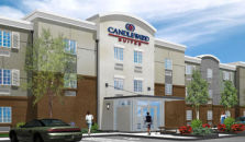 CANDLEWOOD SUITES INDIANAPOLIS EAST - hotel Indianapolis