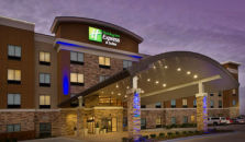 HOLIDAY INN EXPRESS & SUITES WACO  SOUTH - hotel Waco
