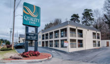 QUALITY INN TANGLEWOOD - hotel Roanoke
