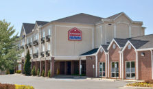 RAMADA LIMITED AND SUITES - hotel Little Rock