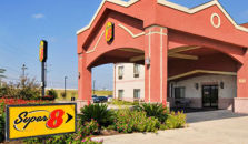 SUPER 8 BEAUMONT/I-10 S, TX - hotel Beaumont