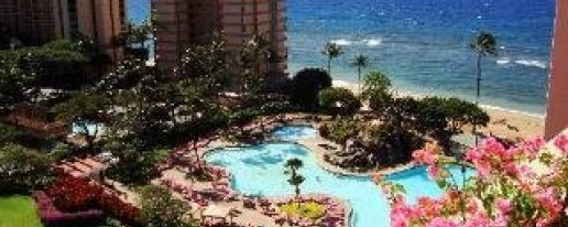 Kaanapali Beach Club Hotel In Maui Hawaii Cheap Hotel Price