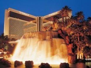 The Mirage Las Vegas Hotel