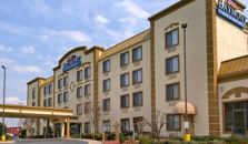 BAYMONT INN AND SUITES CHATTANOOGA - hotel Chattanooga