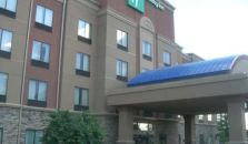 HOLIDAY INN EXPRESS HOTEL & SUITES SPRINGFIELD-MEDICAL DISTRICT - hotel Springfield