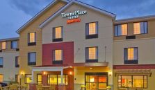 TOWNEPLACE SUITES REDDING - hotel Redding