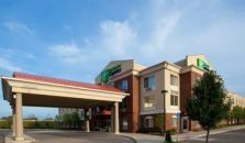 HOLIDAY INN EXPRESS HOTEL & SUITES DETROIT - FARMINGTON HILLS - hotel Detroit