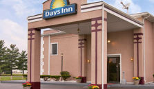 DAYS INN INDIANAPOLIS EAST POS - hotel Indianapolis