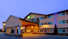 HOLIDAY INN EXPRESS HOTEL & SUITES EVERETT - hotel Everett