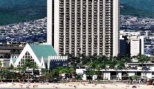 Hilton Waikiki Beach - hotel Hawaii