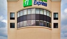 HOLIDAY INN EXPRESS WATERLOO-CEDAR FALLS - hotel Waterloo