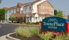 TOWNEPLACE SUITES INDIANAPOLIS PARK 100 - hotel Indianapolis