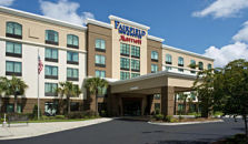 FAIRFIELD INN & SUITES VALDOSTA - hotel Valdosta