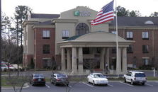 HOLIDAY INN EXPRESS HOTEL & SUITES RALEIGH-WAKEFIELD - hotel Raleigh